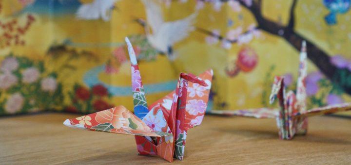 Origami-trana