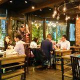 En brasiliansk restaurang i Tokyo